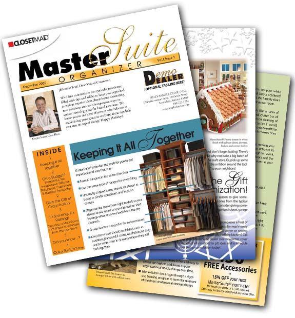 Print Newsletter Samples