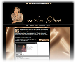 Website-SuziGilbert.com