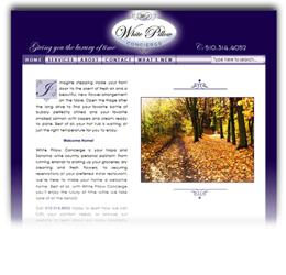 Website-WhitePillowConcierge.com