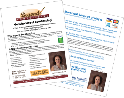 Beyond Bookkeeping Brochures