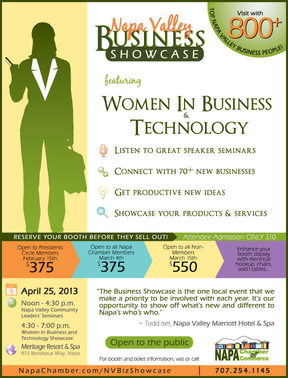 Business Showcase Ad/Flyer