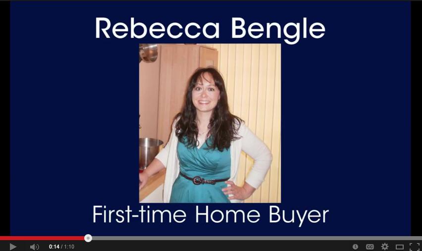Meet My Client, Rebecca