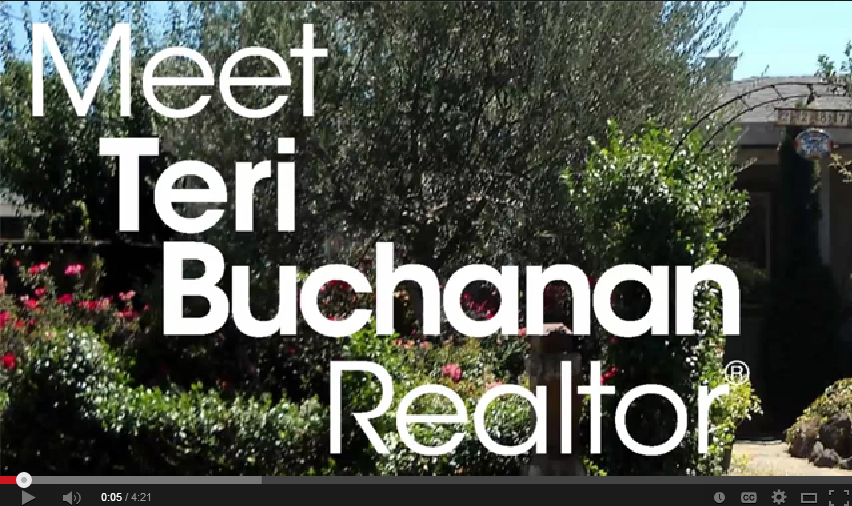 Meet Teri Buchanan - Napa Realtor