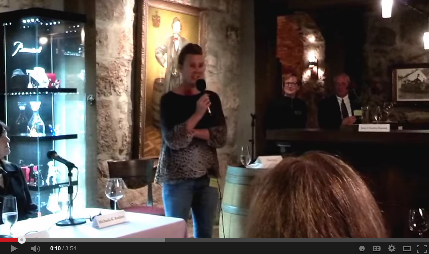 Gina Gallo on Women for WineSense