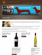 Halby Marketing Website Design