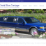 Cristal Blue Carriage home page
