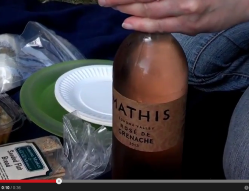 Product Fun Video – How to Get a Little Mathis Rosé