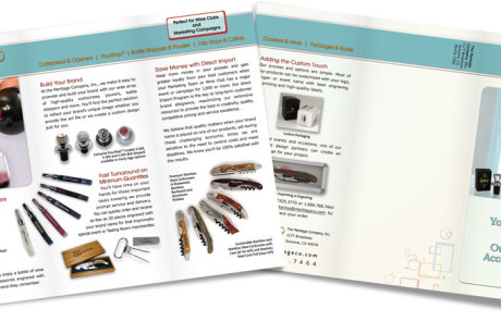 Meritage Company - Brochure Sample