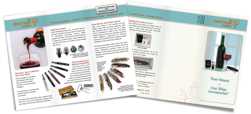 Meritage Company - Brochure Sample