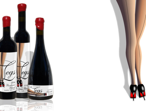 Label and Package Design – Legs Wine