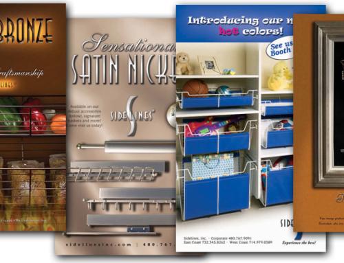 Sidelines, Inc. – Print Ad Design