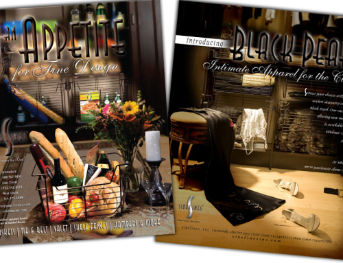 Brochure Design – Sidelines, Inc.