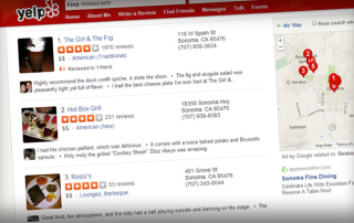 Yelp Review Page - Customer Testimonials