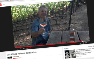 YouTube-Mathis Wine Rose-Celebration