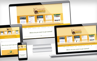 Website Design - Responsive