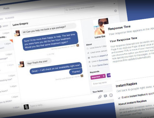 Facebook Wants You to Talk to Your Fans and Customers!