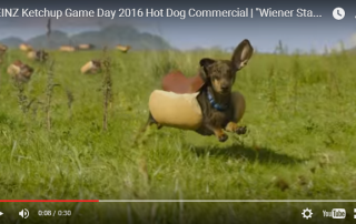 HEINZ Hot Dog Commercial screenshot