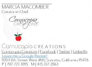 Marcia Signature block